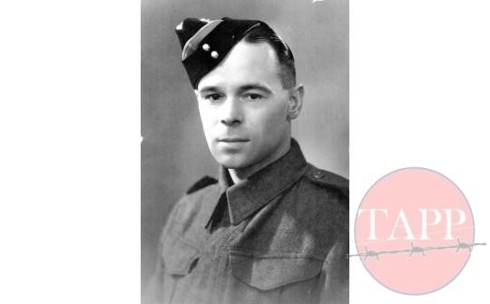 CSM Jack Thorburn B Coy 1st Battalion