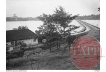 The Causeway and immediate terrain on the Singapore side of the causeway photo 1