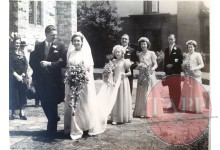 Wedding Photograph Lt Allum