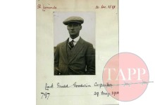 Lt Carpenter 1917