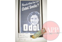 Odol Toothpaste p.47