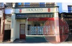 The Hockeys family business can still be found on the high street in cambridge
