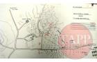 War Diary Sketch map - 15th Feb 1942