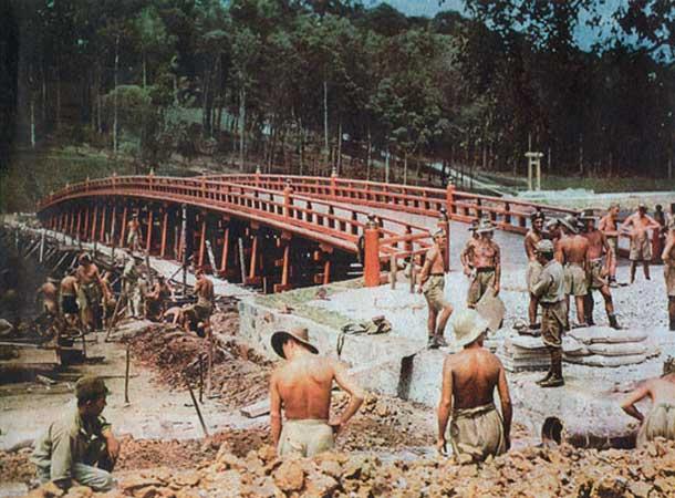 Overview 7 Bridge Makan 226